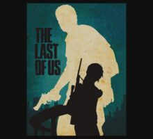The Last Of Us Road to survival by waghmare