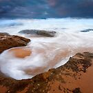 Angry Sea by DawsonImages