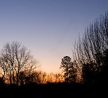 Sunrise Lake by Rob Byron