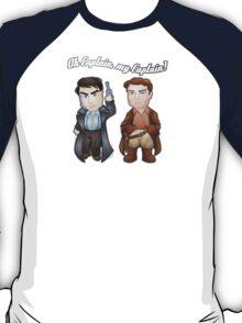Oh Captain, My Captain! T-Shirt