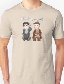 Oh Captain, My Captain! Unisex T-Shirt