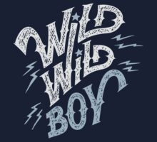 Wild Wild Boy One Piece - Long Sleeve