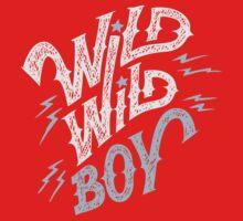 Wild Wild Boy One Piece - Long Sleeve