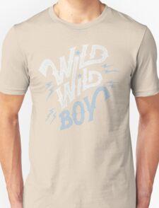 Wild Wild Boy Unisex T-Shirt