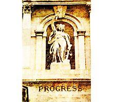 Progress Photographic Print