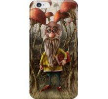 Aalbert Van Edeborg from Mushroom Mountains iPhone Case/Skin