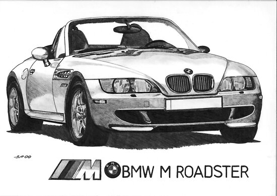 BMW Z3 M Roadster by Steve Pearcy