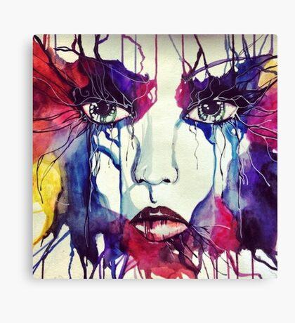 Eyes Canvas Print
