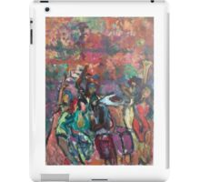Crazy Night iPad Case/Skin