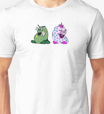 Bird and Pig Flu Unisex T-Shirt