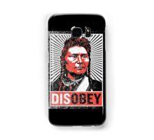 Chief Joseph Disobey Samsung Galaxy Case/Skin
