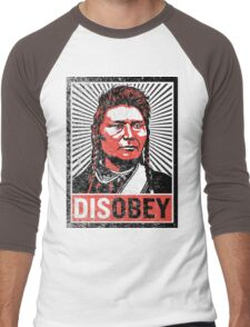 Chief Joseph Disobey Men's Baseball ¾ T-Shirt