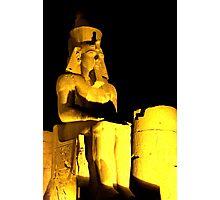 Egyptian icon Photographic Print