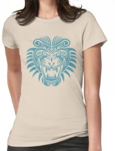 Tattoo Tiger - Year of the Tiger Womens Fitted T-Shirt