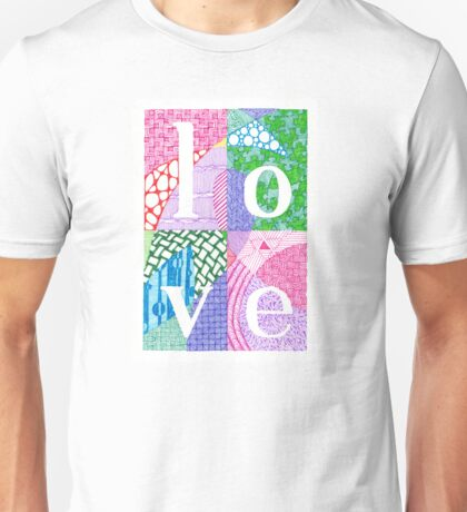 Love is all you need. Unisex T-Shirt