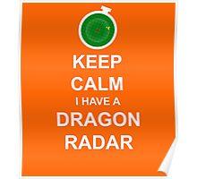 Dragon Radar Poster