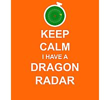 Dragon Radar Photographic Print