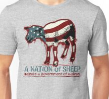 A Nation of Sheep Unisex T-Shirt