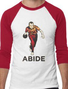 Bowling Nixon Abide  Men's Baseball ¾ T-Shirt