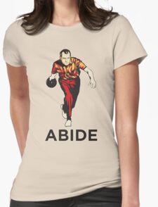 Bowling Nixon Abide  Womens Fitted T-Shirt