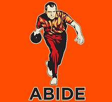 Bowling Nixon Abide  Unisex T-Shirt