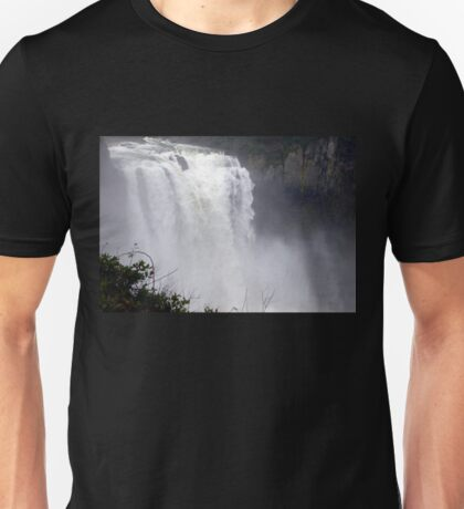 The Voice of the Falls Unisex T-Shirt