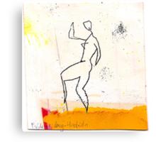 dancer 1 Canvas Print