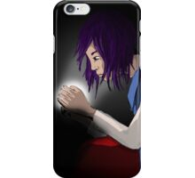 Cold light iPhone Case/Skin