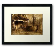""" In the Mood "" Framed Print"