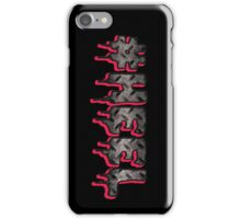 #HEEL - Metal iPhone Case/Skin