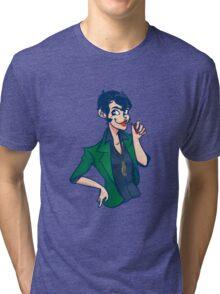 Lady Lupin Tri-blend T-Shirt