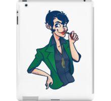 Lady Lupin iPad Case/Skin