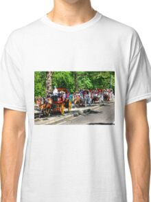 Central Park Carriage Ride Classic T-Shirt