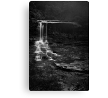 Weeping Rock, Wentworth Falls Canvas Print