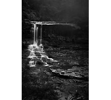 Weeping Rock, Wentworth Falls Photographic Print