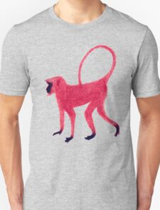 Red Monkey Unisex T-Shirt