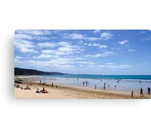 Summers Day Canvas Print