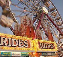 Ferris Wheel by Jeremiah  Shaffer