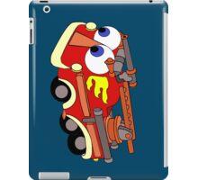 Little Red Firetruck iPad Case/Skin