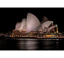 Night Opera Photographic Print