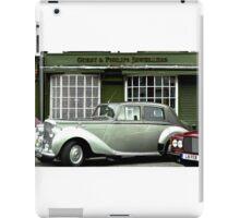 rolls royce in beverley iPad Case/Skin