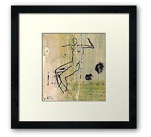 dancer 5 Framed Print