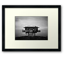 Fish restaurant  Framed Print