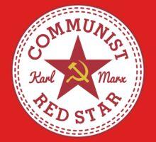 Commie Shoe Logo by Jeremy B