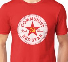 Commie Shoe Logo Unisex T-Shirt