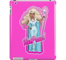 RuPaul is forever... iPad Case/Skin