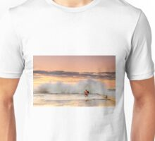 Wild Weather & Crazy Photographers! Newcastle NSW Australia Unisex T-Shirt
