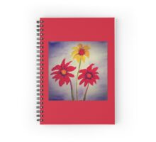 Flowers for Lyn Spiral Notebook