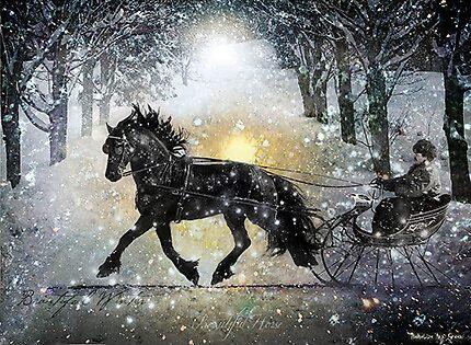 Winter Wonderland by isabelleann