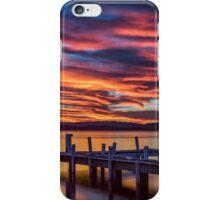 Squid's Ink Jetty Belmont NSW Australia iPhone Case/Skin